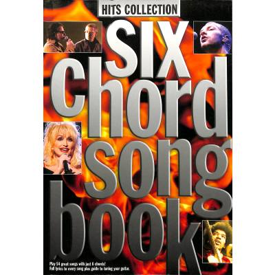 6 CHORD SONGBOOK HITS COLLECTION