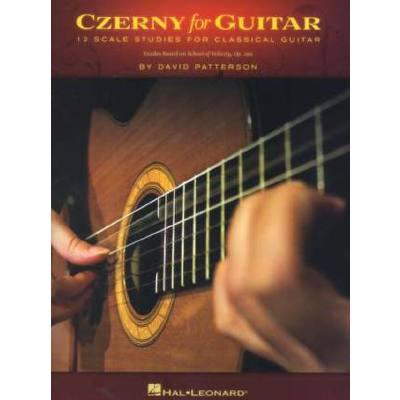 CZERNY FOR GUITAR
