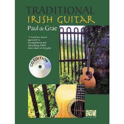Traditional irish guitar