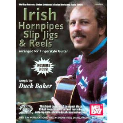 IRISH HORNPIPES SLIP JIGS + REELS