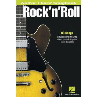 Guitar Chord Songbook - Early Rock N Roll