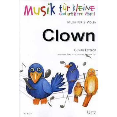 Clown - Musik fuer kleine und groessere Voegel