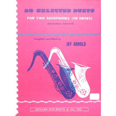 28 SELECTED DUETS