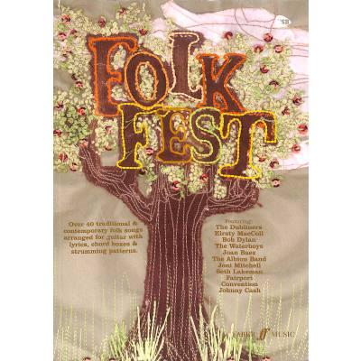 Faber Music Folk Fest - Chord Songbooks jetztbilligerkaufen