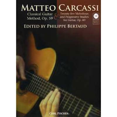 Classical Guitar Method op 59 +