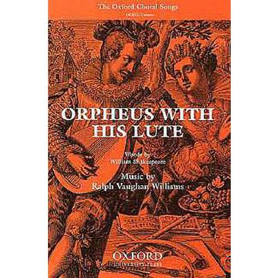ORPHEUS WITH HIS LUTE