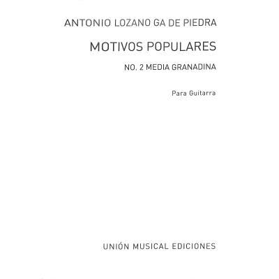 MOTIVOS POPULARES NR 2