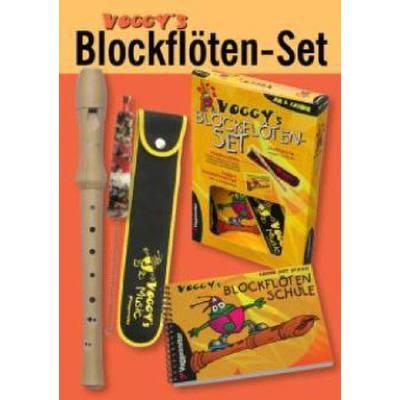 voggy-s-blockfloten-set
