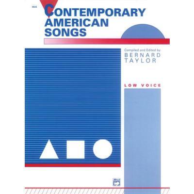 contemporary-american-songs