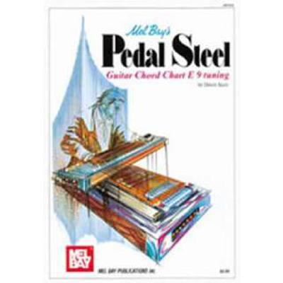 PEDAL STEEL GUITAR CHORD E 9 TUNING