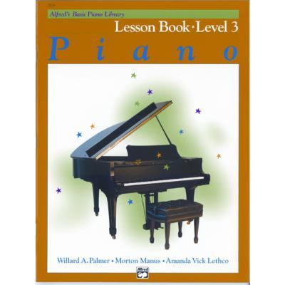 LESSON BOOK 3