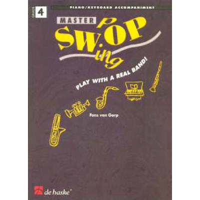 MASTER SWOP SWING - PLAY WITH A REAL BAND