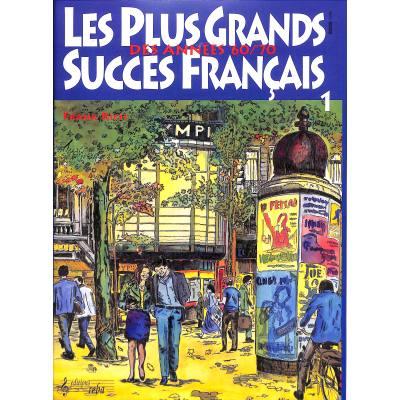 Les plus grands succes francaises 1