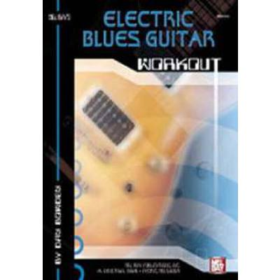 ELECTRIC BLUES GUITAR WORKOUT