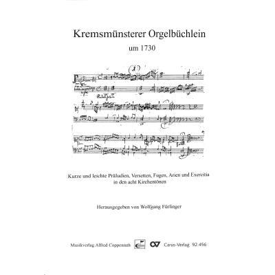 kremsmunsterer-orgelbuchlein-um-1730