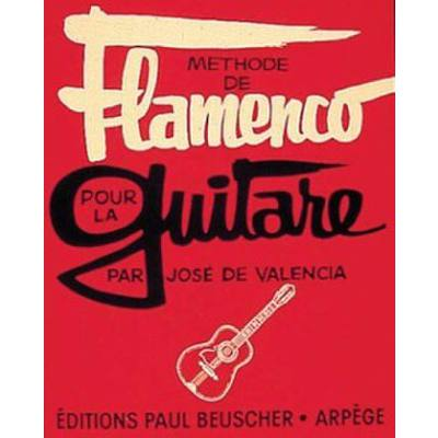 Methode de flamenco pour la guitare