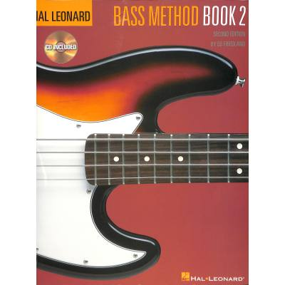 Hal Leonard bass method 2