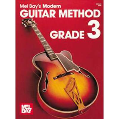 Modern guitar method 3 - expanded edition