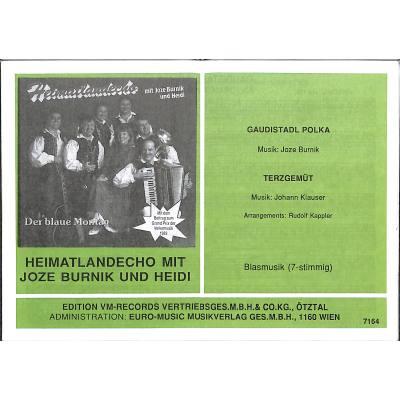 Gaudistadl Polka + Terzgemüt