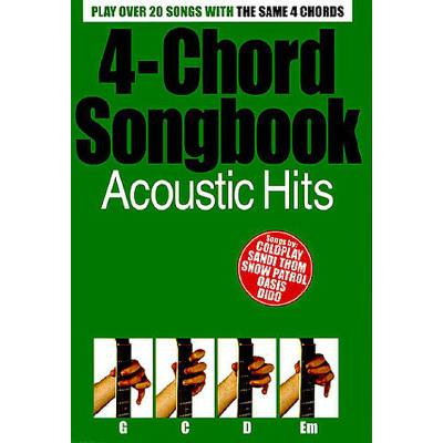 4 chord songbook - acoustic hits