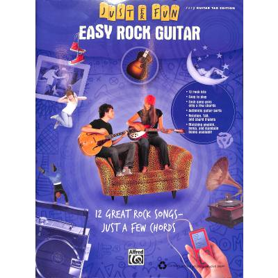 Just for fun - easy Rock guitar