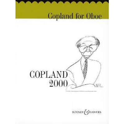 Copland for oboe
