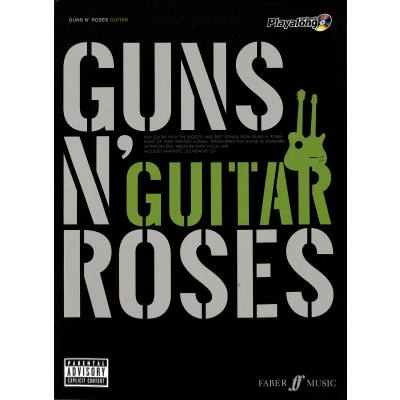 Faber Music Guns N´ Roses Authentic Play Along Guitar Tab + Cd jetztbilligerkaufen