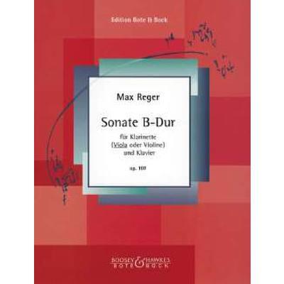 SONATE B-DUR OP 107