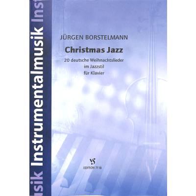 Weihnachtslieder Jazz Noten.Christmas Jazz 20 Deutsche Weihnachtslieder