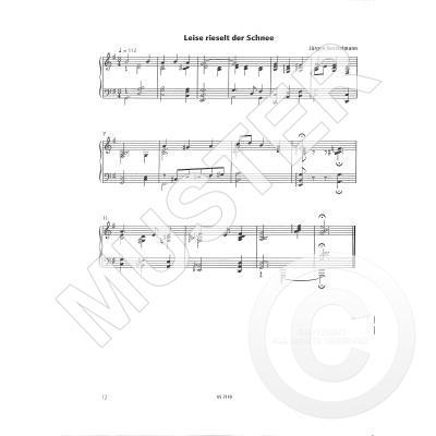 Weihnachtslieder Deutsch Kostenlos.Christmas Jazz 20 Deutsche Weihnachtslieder Notenbuch De