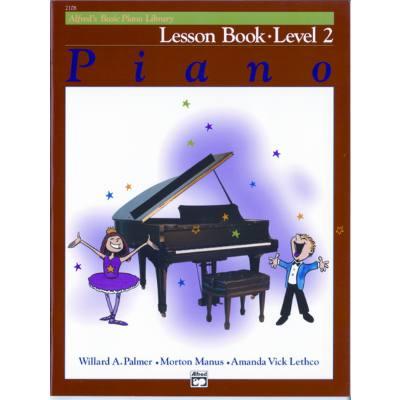 LESSON BOOK 2