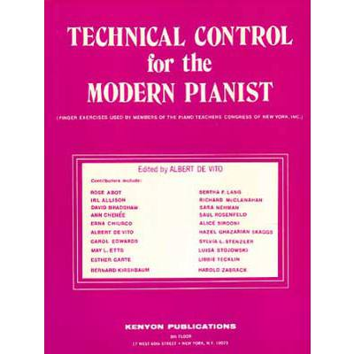technical-control-for-the-modern-pianist