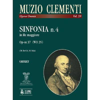 Sinfonie 4 D-Dur op SN 37 (WO 35)