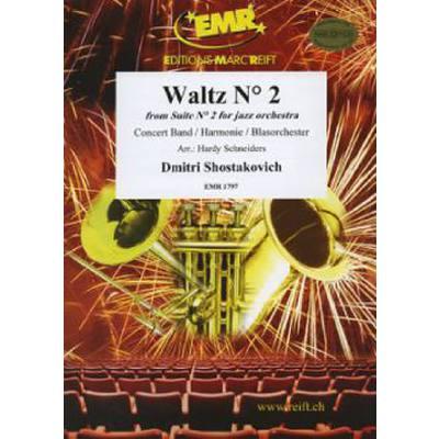 second-waltz-walzer-2-aus-suite-2-fuer-jazz-orchester