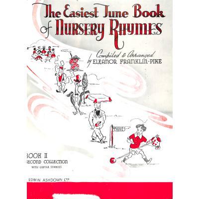 EASIEST BOOK OF NURSERY RHYMES 2