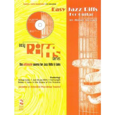 Easy Jazz riffs for guitar