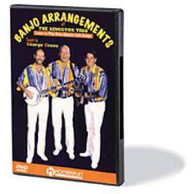 banjo-arrangements-of-the-kingston-trio