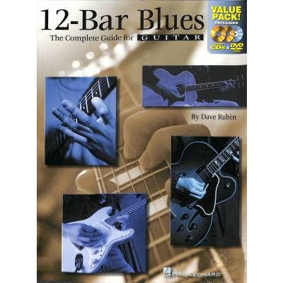 12 Bar Blues - the complete guide for guitar