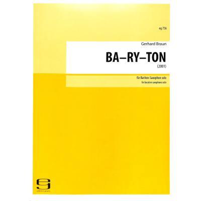 ba-ry-ton