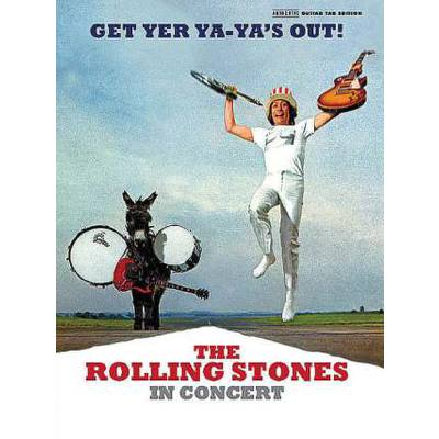 Get yer ya ya's out - the Rolling Stones in concert