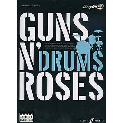 Faber Music Guns N´ Roses Authentic Play Along Drums + Cd jetztbilligerkaufen