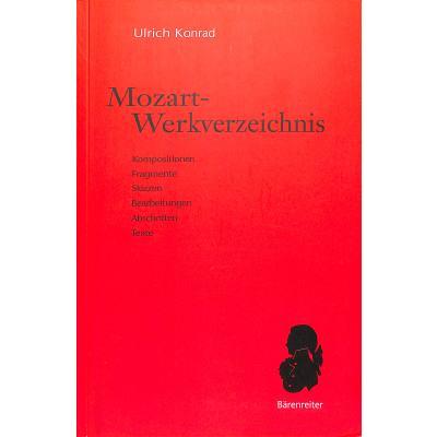 mozart-werkverzeichnis