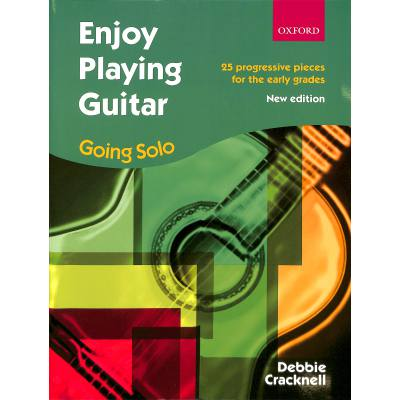Enjoy playing guitar - going solo
