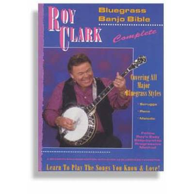 Bluesgrass banjo bible complete