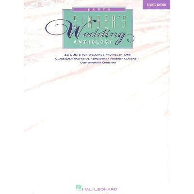 SINGER´S WEDDING ANTHOLOGY - DUETS