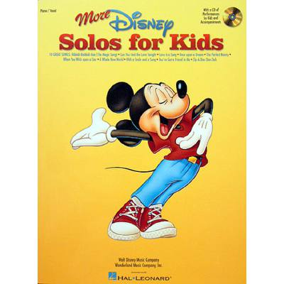more-disney-solos-for-kids