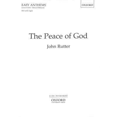 the-peace-of-god
