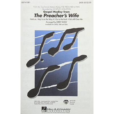 the-preacher-s-wife-gospel-medley