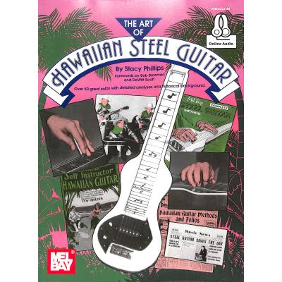 The art of hawaiian steel guitar