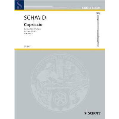 CAPRICCIO OP 34/5 (5 TONGEDICHTE OP 34)